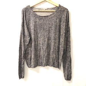 GAP XL lightweight Printed Dolman sweater